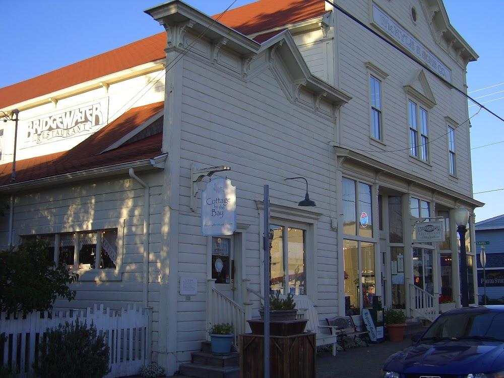 Bridgewater Fish House and Zebra Bar