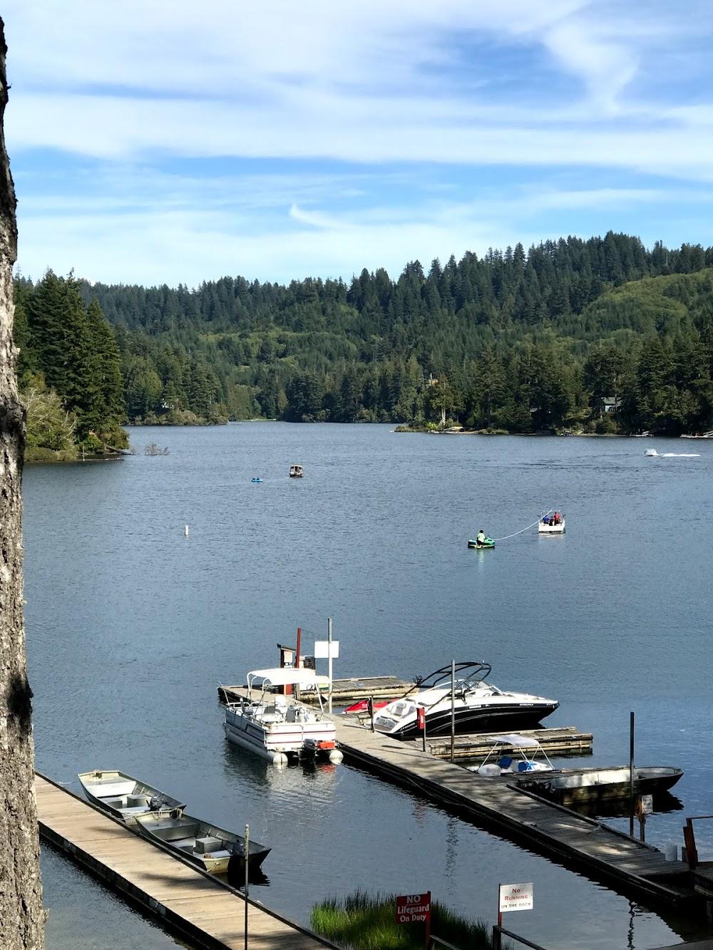 Mercer Lake Resort