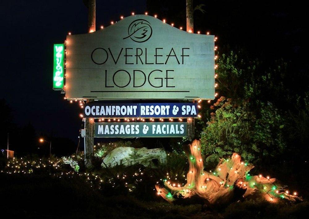 Overleaf Lodge & Spa