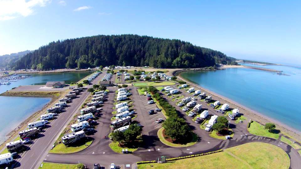 Winchester Bay RV Resort